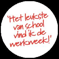 Werkweek leerjaar 3 HBR, PIE, BWI en TM